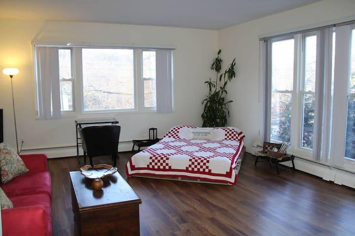 Beautiful New Studio Apartment in Perfect Location - Pleasantville - Квартира