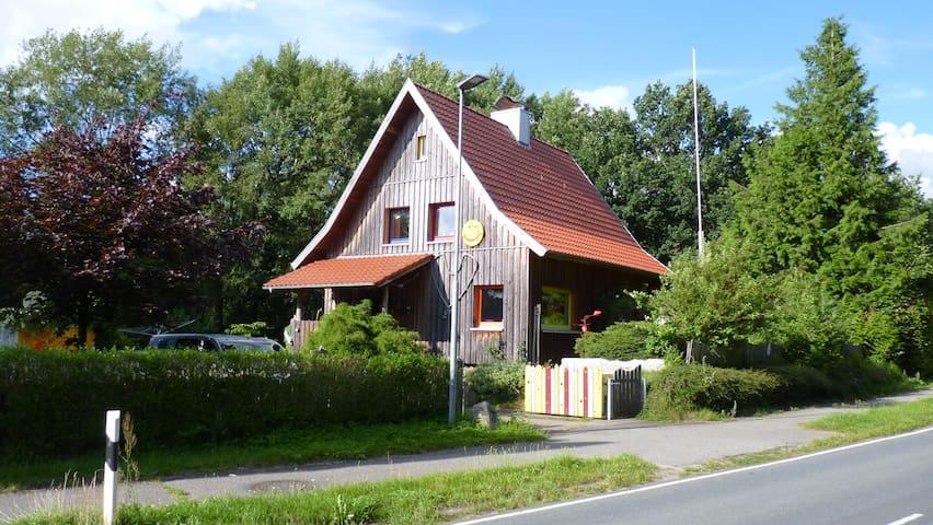 Villa BunterKunt -  gemüüütlich ! - Lürschau - Casa
