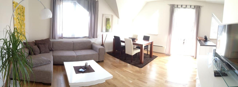 60 sqm Apartement - Velden/Wörthersee, Pool - Velden am Wörthersee - Appartement