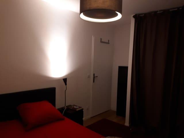 Petit F2 sympa et calme proche de Paris - Villiers-sur-Marne - Appartement