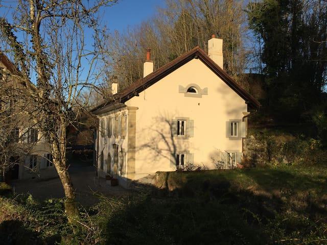 Petite maison en milieu rural - Eclagnens - Rumah