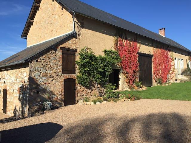Longère 1889, le retour aux sources - Lavault-de-Frétoy - Arazi Evi