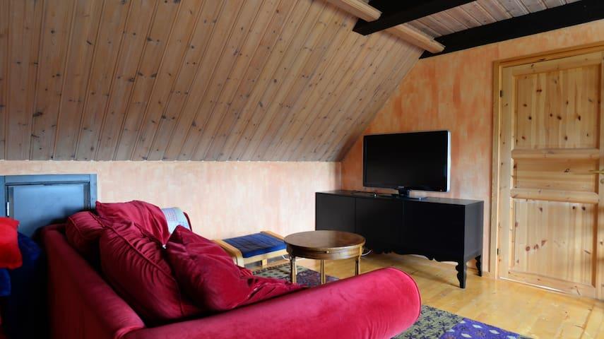 Close to Lund- Private 2nd Floor, BR, LR, Bathroom - Flyinge