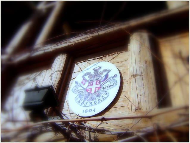 Historical House Gallery Tavern - Мачванска Митровица - Huis