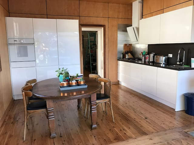 Cosy 2 Bedroom Cottage in the heart of Merewether - Merewether - 獨棟