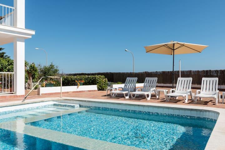 Estudio BC Menorca Mahón Bay  Garden Apartment - Son Vilar - Leilighet