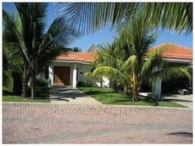Comoda casa condominio del mar - Chulamar, Escuintla, GT - Hus