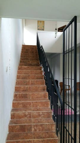 2 room up stair house for S/L term rent - Polgasowita - Huis