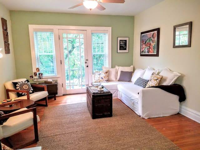 Urban Roost: Garden Suite - St. Louis - Apartamento