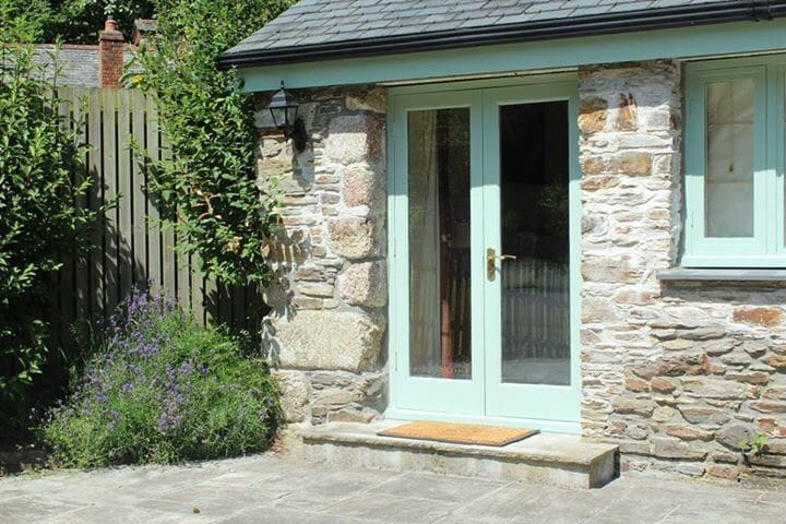 Quiet Four Star Gold Cottage for 2 + child & dog - Lostwithiel