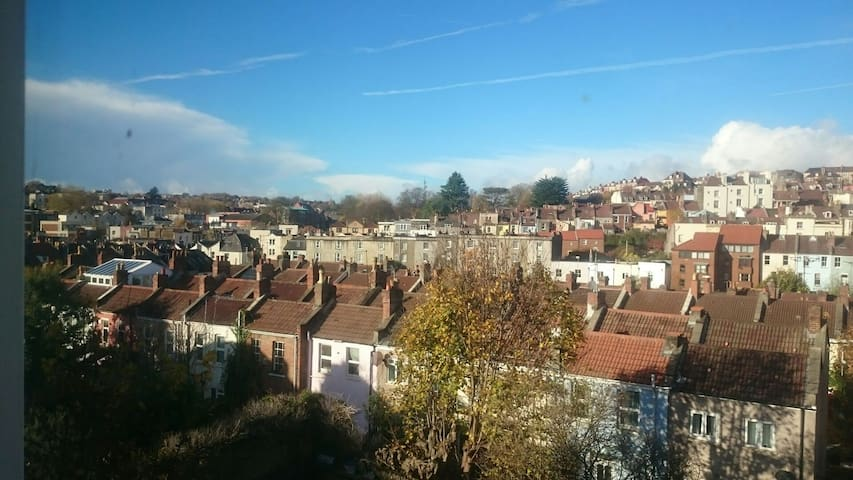 Central one bed full of character - Bristol - Apartment