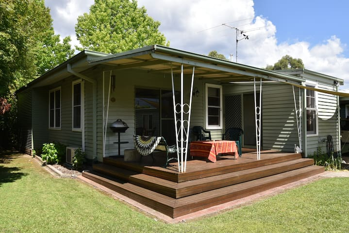 Cosy & comfortable cottage - Mount Beauty - Hus