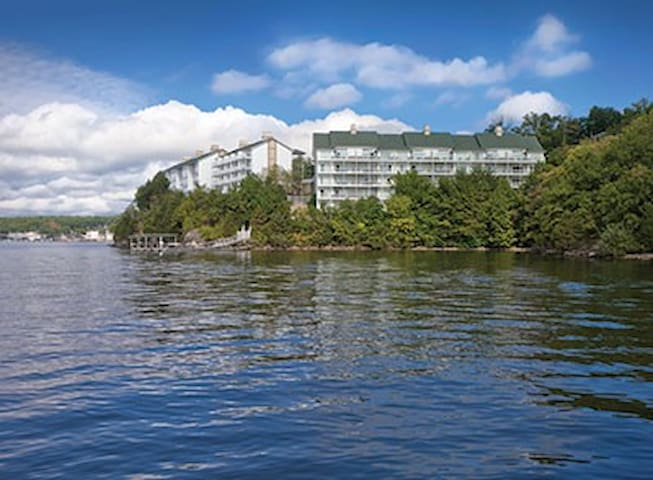 Lake of the Ozarks, MO, 2 Bdrm #2 - Osage Beach - Appartement