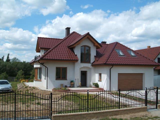 Piękne miejsce nad żeglowną Szkarpawą - Stegna - Vacation home