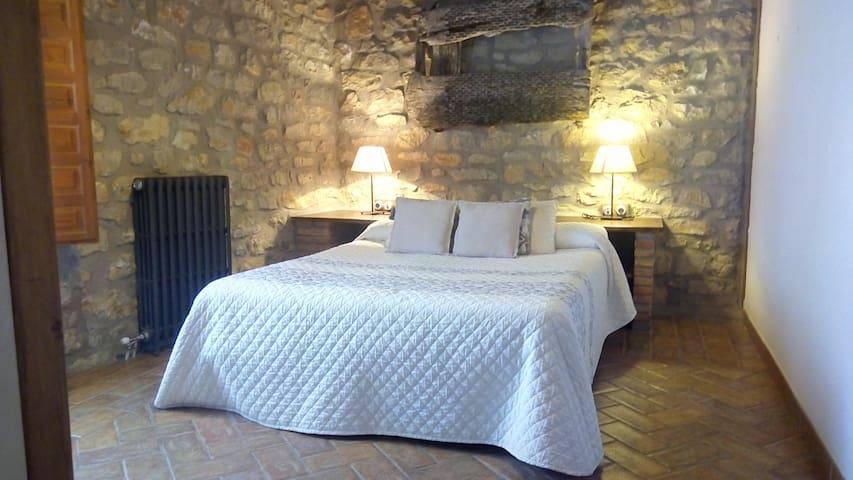 Habitación Blanca - Gea de Albarracín - Maison