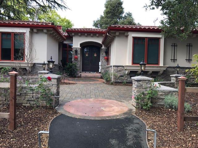 Amazing & gorgeous place to live in Saratoga - Saratoga - Maison