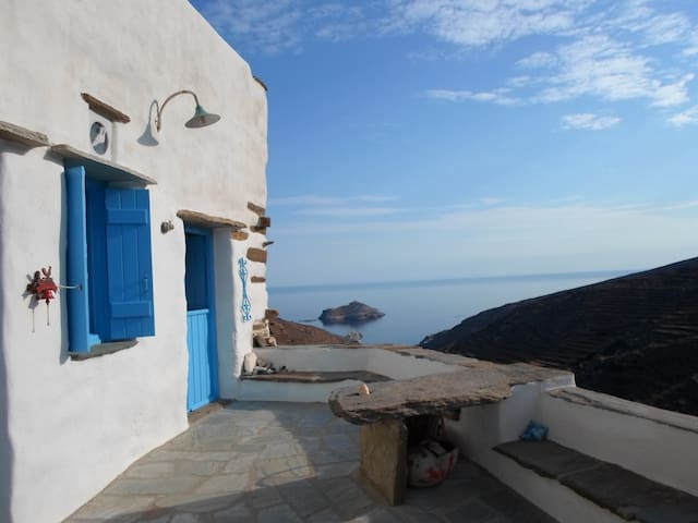 Marialex Traditional house - Tinos - Villa