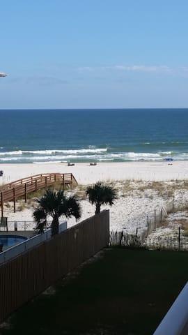 Orange Beach Alabama - Beach View - オレンジ・ビーチ - コンドミニアム