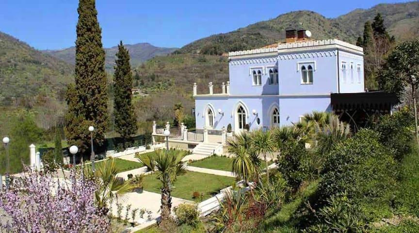 Exclusive historical house with swimming pool - Francavilla di Sicilia - Villa