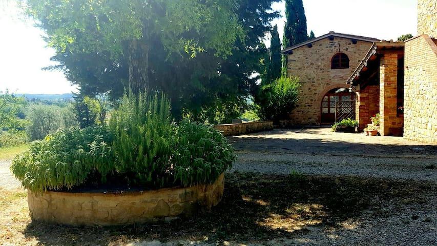 La Cantinetta in colonica Toscana con piscina - Impruneta