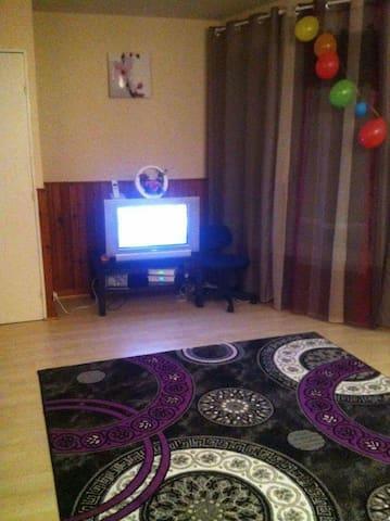 Appartement meublé proche de Paris - Sannois - Departamento