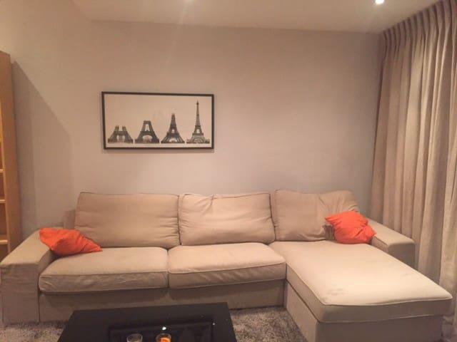 Studio privé pour 2 personnes à Ohain - Lasne - Apartment