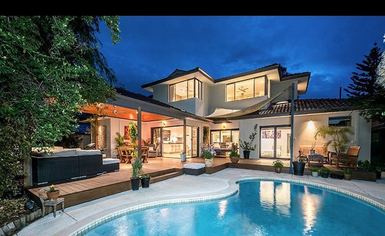 Luxury  family house on the Swan River - Attadale - Huis