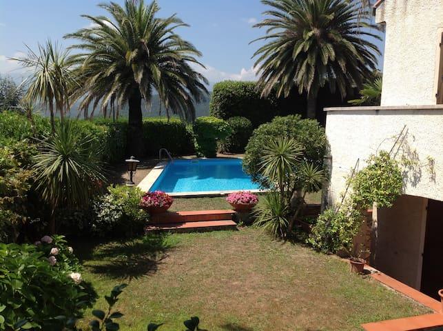 Villa in Liguria in the sea sight - Finale Ligure - Villa