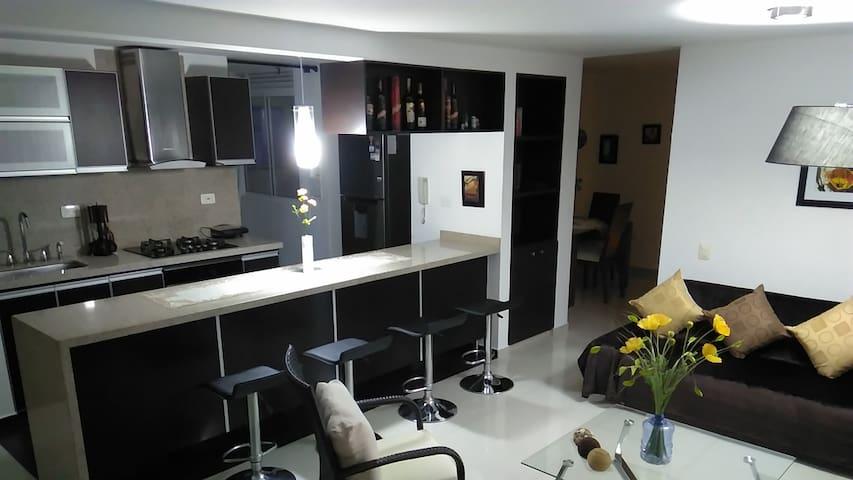 Floridablanca,sur de Bucaramanga,Impecable, 1A - Floridablanca - Lägenhet