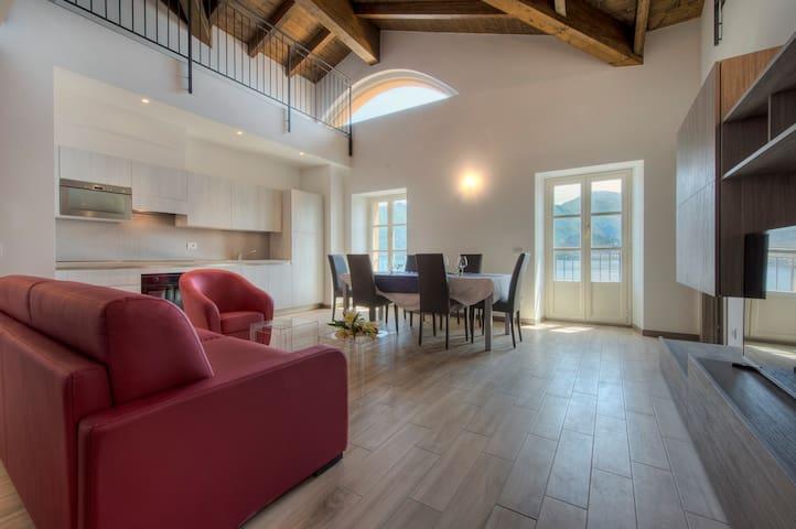 Luxury Britannia Apartments - Griante - Квартира