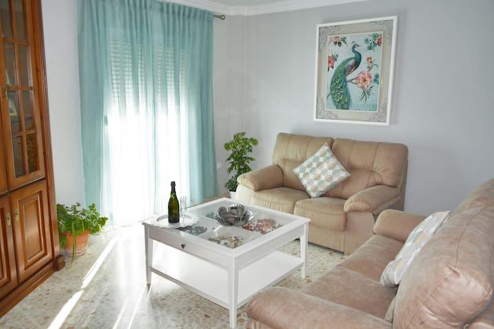 APARTAMENTO EN PLENO CENTRO DE MEDINA SIDONIA. - Medina-Sidonia - Huis