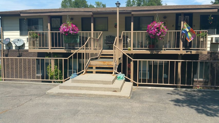 Cedar Springs Condos F2 - Lava Hot Springs - Lägenhet