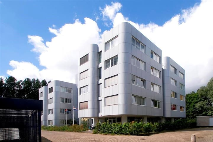 Amsterdam Schiphol Apartment at Hoofddorp Station - Hoofddorp - Leilighet