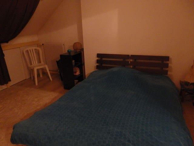 Chambre douillette dans appartement au centre - Arbois - Lägenhet