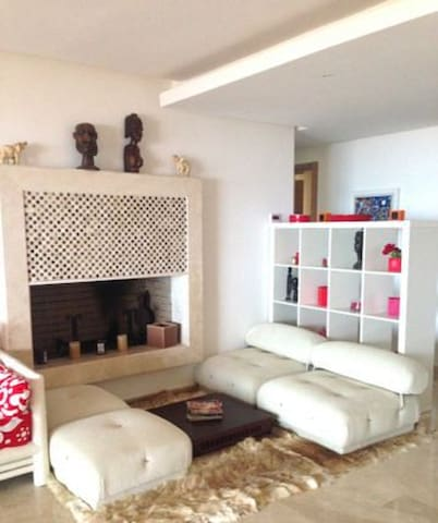 Appartement de luxe face à l'océan - Rabat - Condo