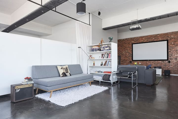 705 - The Perfect Penthouse in Maboneng, Jhb - Johannesburg - Appartement