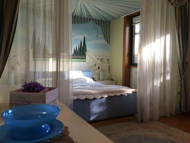 La Villa degli Spiriti - サンタンジェロ(Sant'Angelo) - 別荘