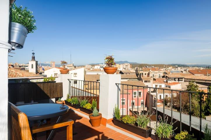 Apartament Romàntic - Girona