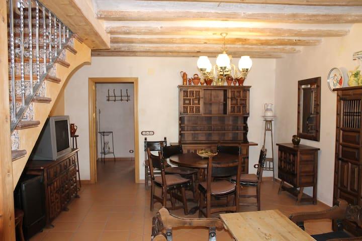 Casa rural Can Bel - La Galera - 獨棟