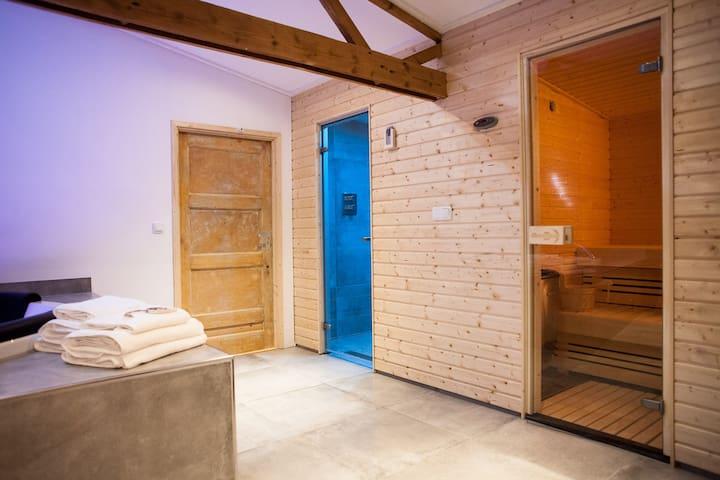 Hut 16 Bed, Breakfast & Wellness - Zutphen - Apartemen