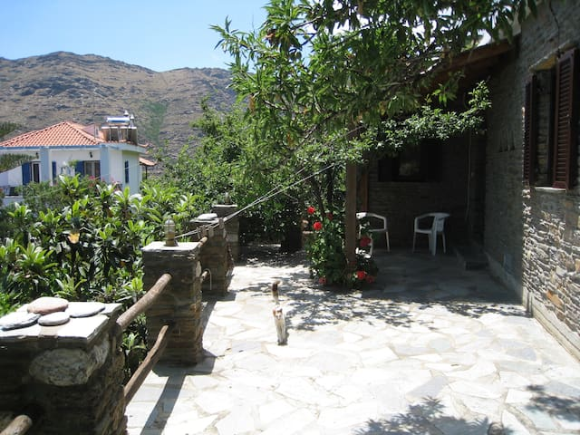 THE STONE HOUSE - Sineti - Appartement
