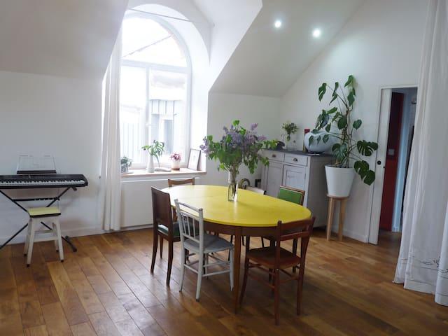 Maison de ville :: Type loft :: Hyper-centre - Laval - Şehir evi