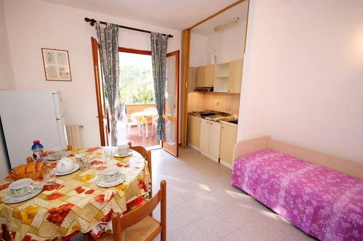 Two-room Apartment A3 -Elba Island-Casa Dei Prati - Lacona - Appartement