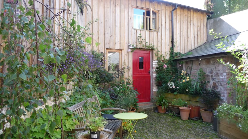 Self-contained annexe - North Tawton - 公寓