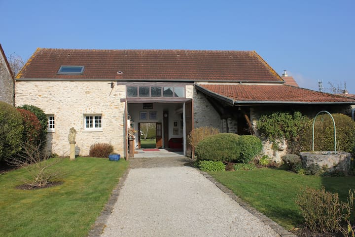 The Barn - Le Perray-en-Yvelines - Huis