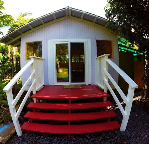 Cozy cottage in beautiful Hana - Hana - Casa