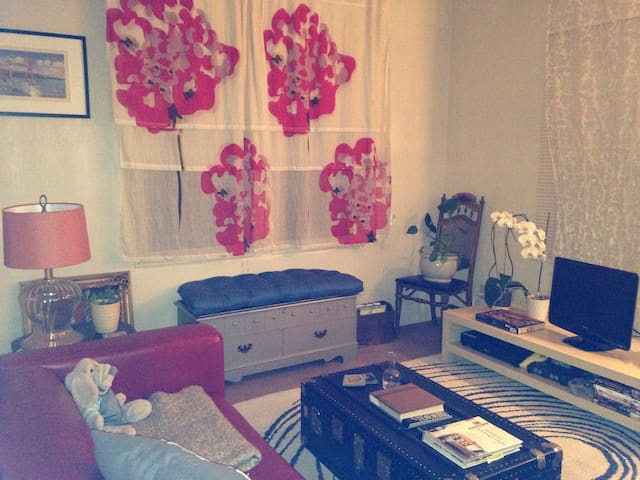 The Cozy Nest - Salinas - Apartemen