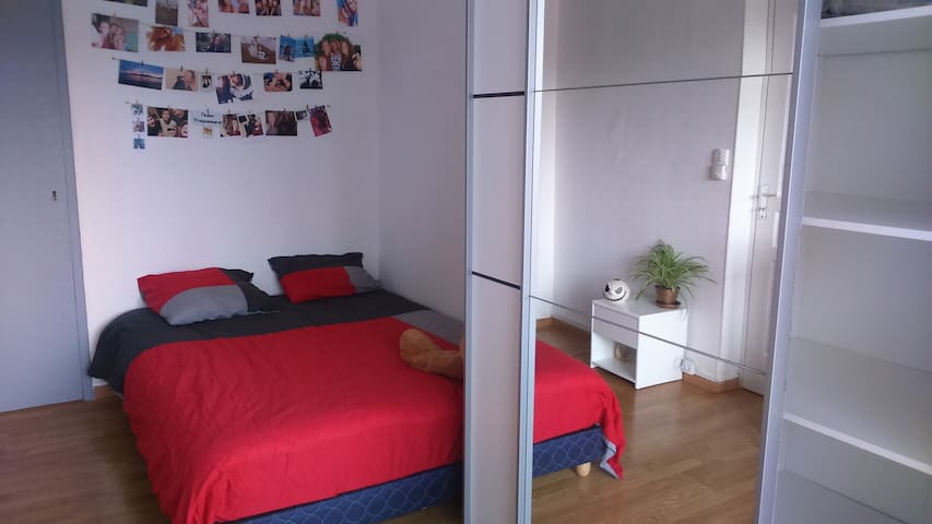 Bel appartement sur les hauteurs de Rouen - Mont-Saint-Aignan - Кондоминиум