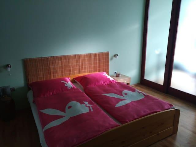 Luxusní apartmán v centru Baťova Zlína - Zlín - Departamento