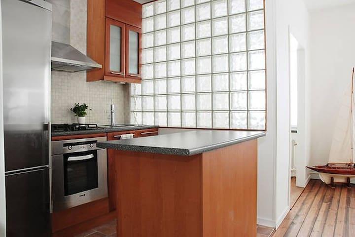Centrally located 1 bedroom apartment - Estocolmo - Departamento